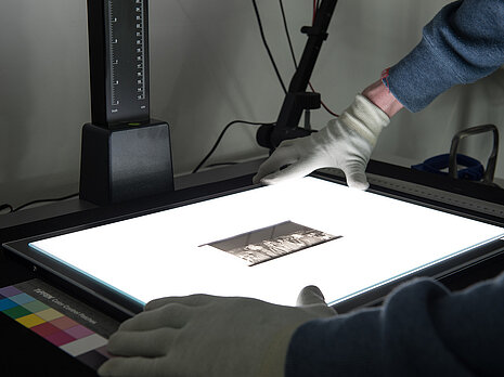 Archivscanner (Simon Schwinge für picturesafe management GmbH)