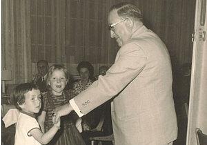 Privatwohnung Walter Nagel 1939