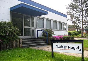 Firmensitz am Tennenweg in Bielefeld