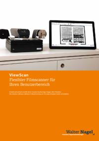 Produktblatt ViewScan