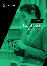 A guide to Social Media Archiving herunterladen