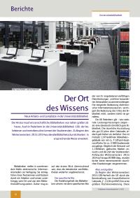 Projektbericht der UB Paderborn