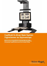 Produktblatt eScan Open System