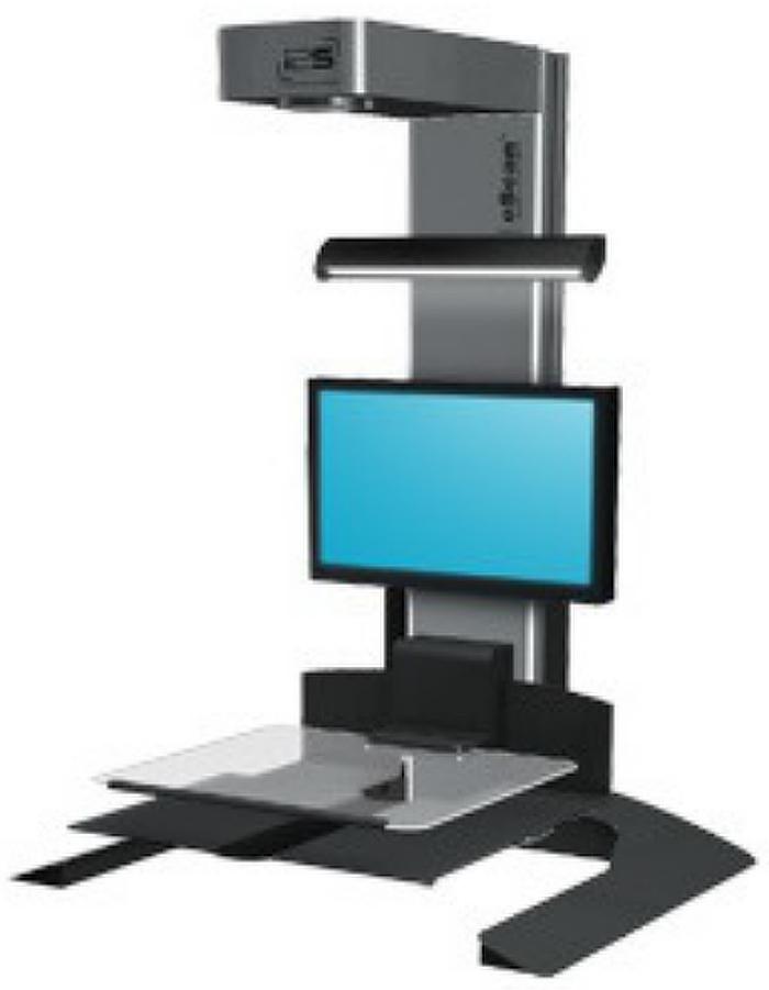 Scanner eScan Open System Produktionsbereich