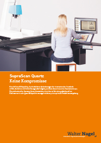 Produktblatt SupraScan Quartz A0