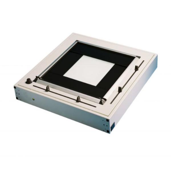 Ein Archivscanner als Durchlichttisch