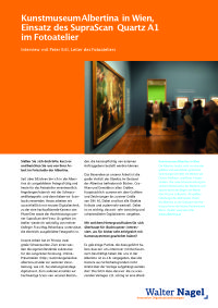 PDF zum Interview Kunstmuseum Albertina