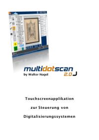 Funktionsübersicht Multidotscan