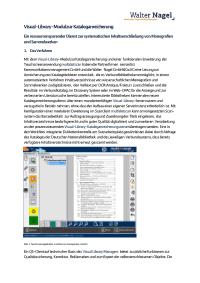 Infoblatt zu Kataloganreicherung herunterladen