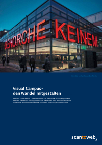 Visual Campus-Broschüre