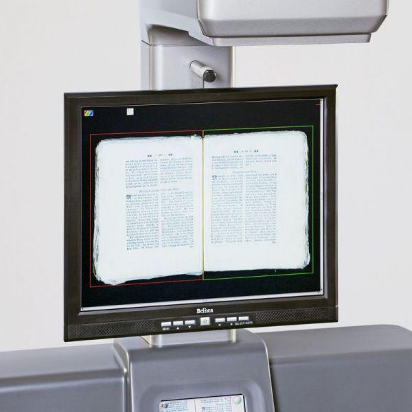 TFT-Monitor zur Sichtkontrolle