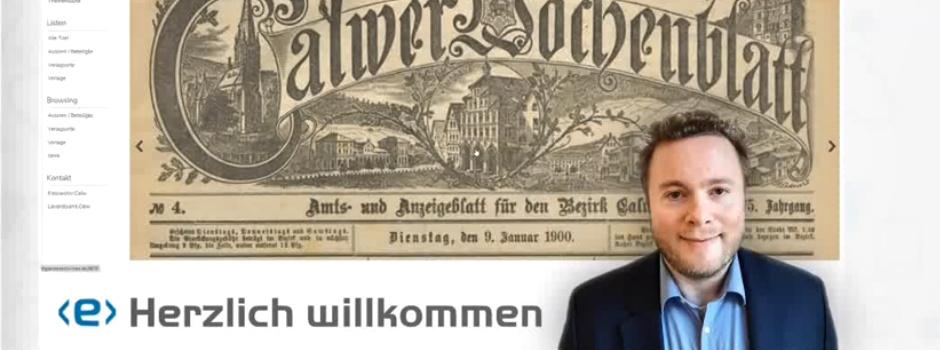 Andreas Schlüter - VL für Archive - Webinar