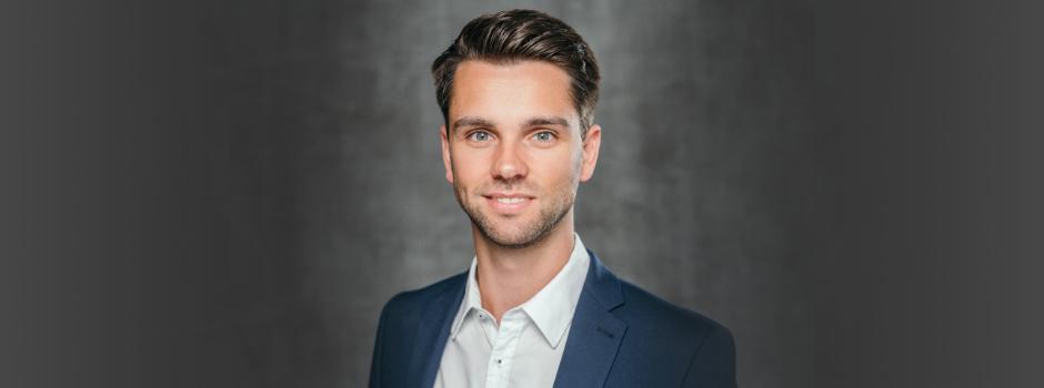 Vortragender Timo Oevermann
