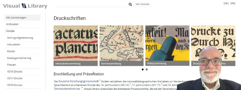Visual Library Vortrag von Torsten Platte